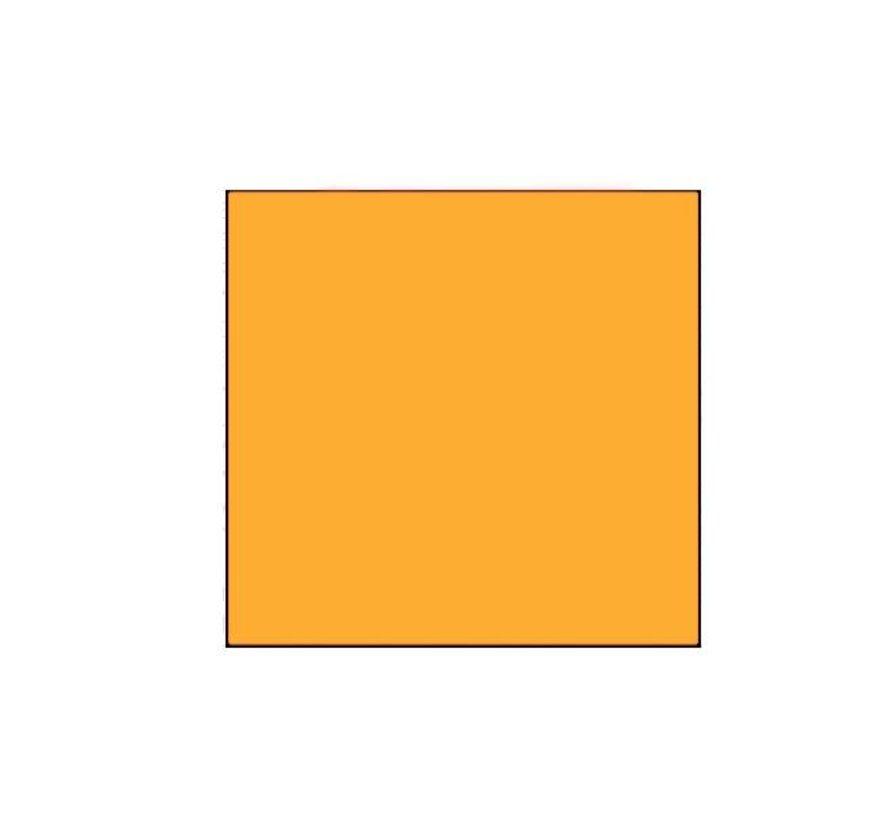 Prijsetiketten 29x28 fluor oranje - 1 ds à 30 rol