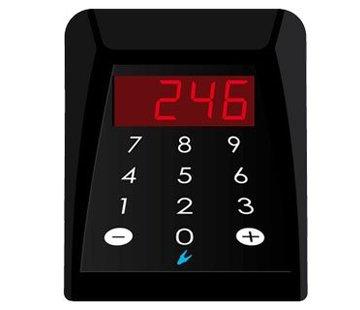 Numerieke afstandsbediening t.b.v. Minipoint en Classic