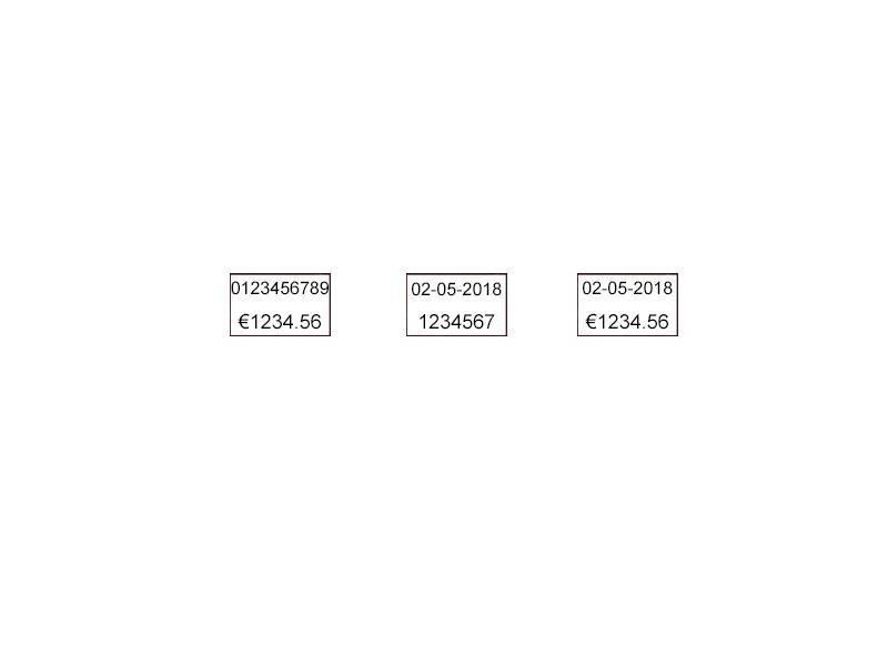 BLITZ Voordeelpakket: Blitz C17 prijstang + 2 ds prijsetiketten + inktrol