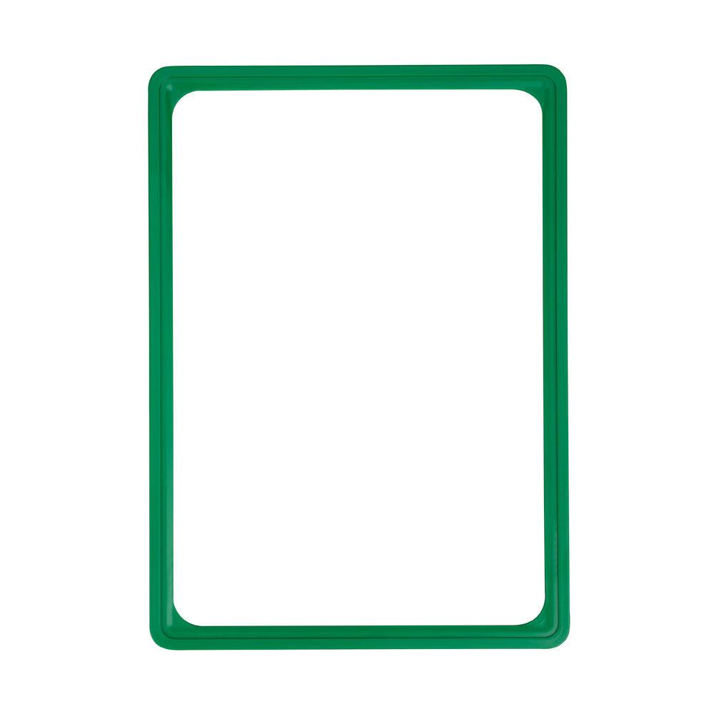 Kaartraam groen A4