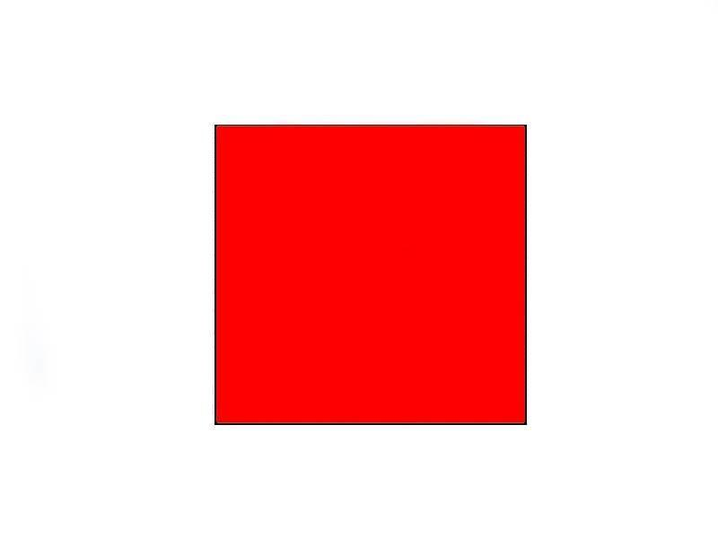 BLITZ Prijsetiketten 29x28 fluor rood - 1 ds à 30 rol
