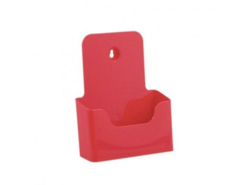 Folderhouder rood