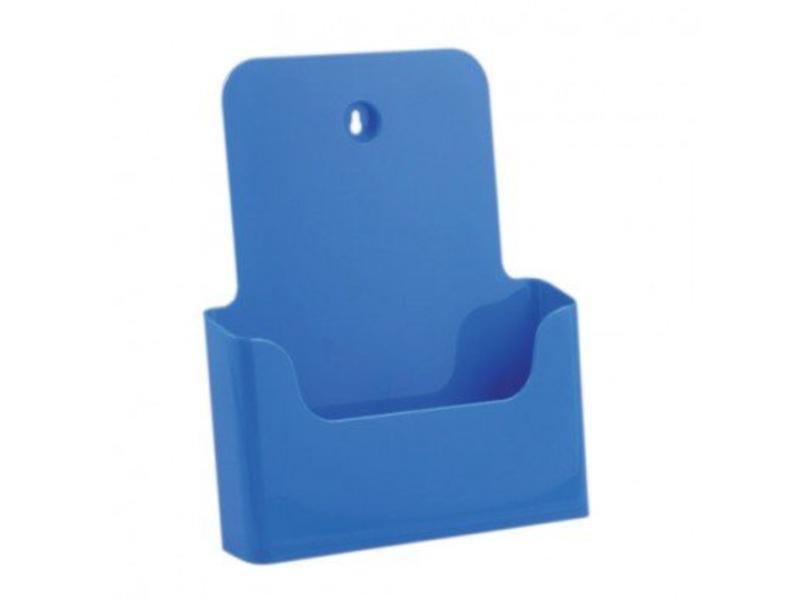 Folderhouder blauw