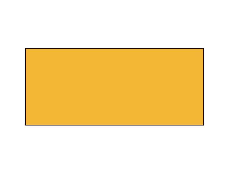 Contact Prijsetiketten Contact 37x19 oranje - 1ds á 30 rol
