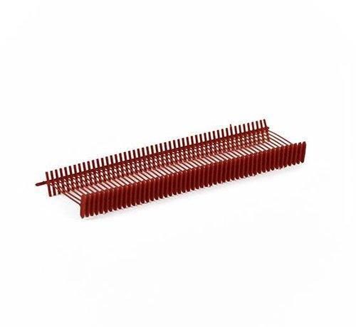 Riddersporen Rood S Nylon (standaard) 5000st