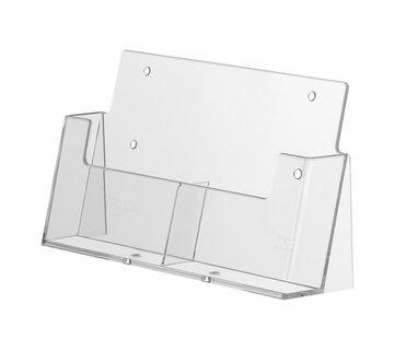 Folderhouder Spree 2-vaks DIN A6