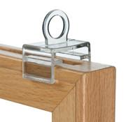 Ophangoog voor houten kaartraam