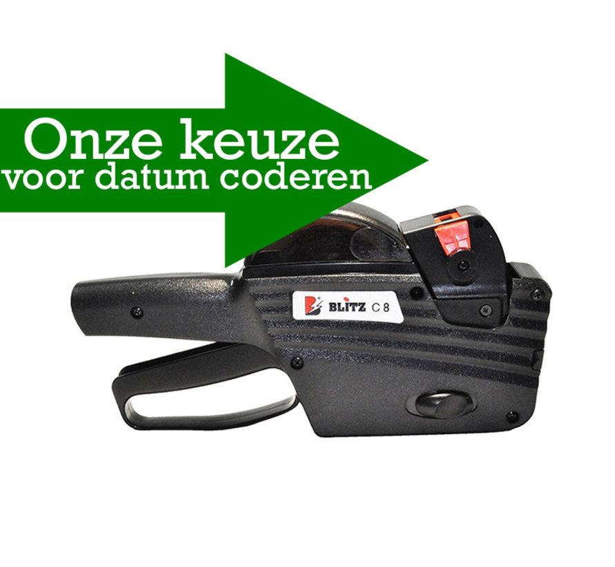 Codeertang BLITZ C8 26x12