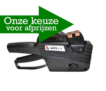 BLITZ Prijstang Blitz S14 26x16