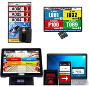 Volgnummersysteem (Set) Volledig Digitaal