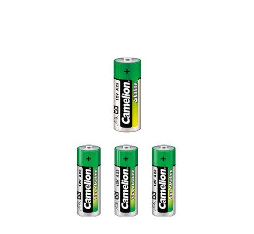 Batterij afstandsbediening volgnummersysteem