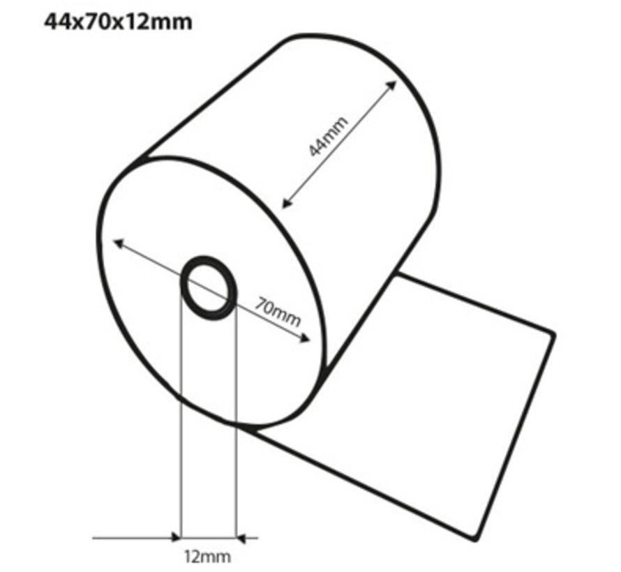 Thermorollen 44x70x12 mm