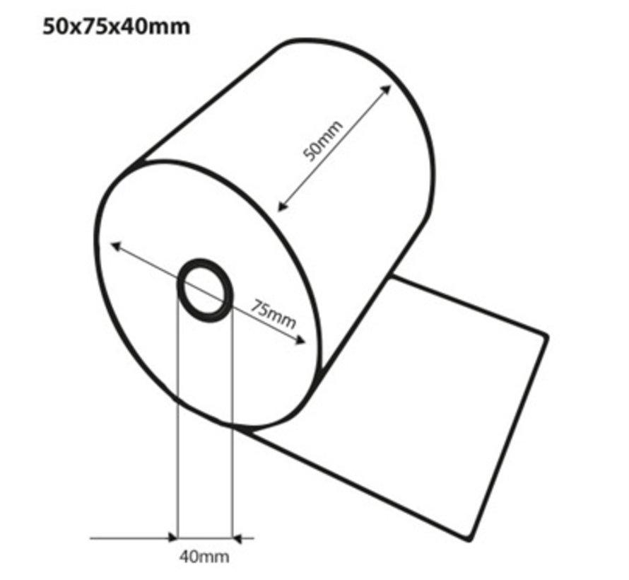 Thermorollen 50x75x40 mm