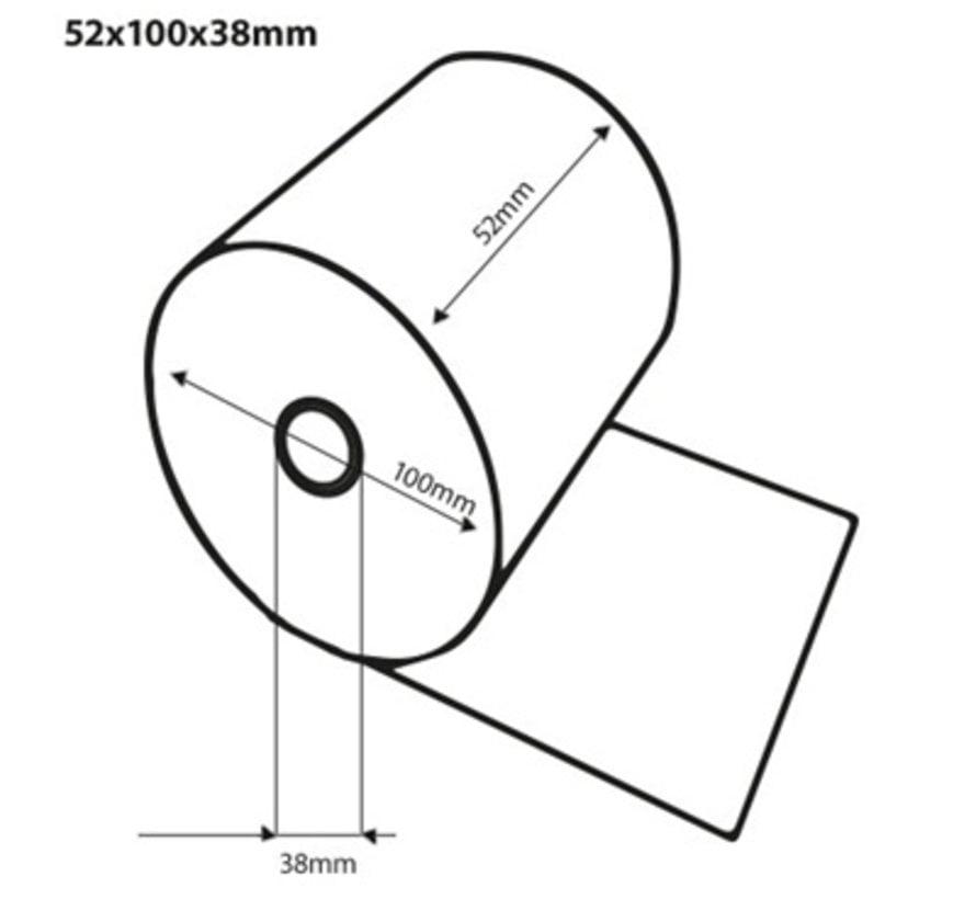 Thermorollen 52x100x38 mm
