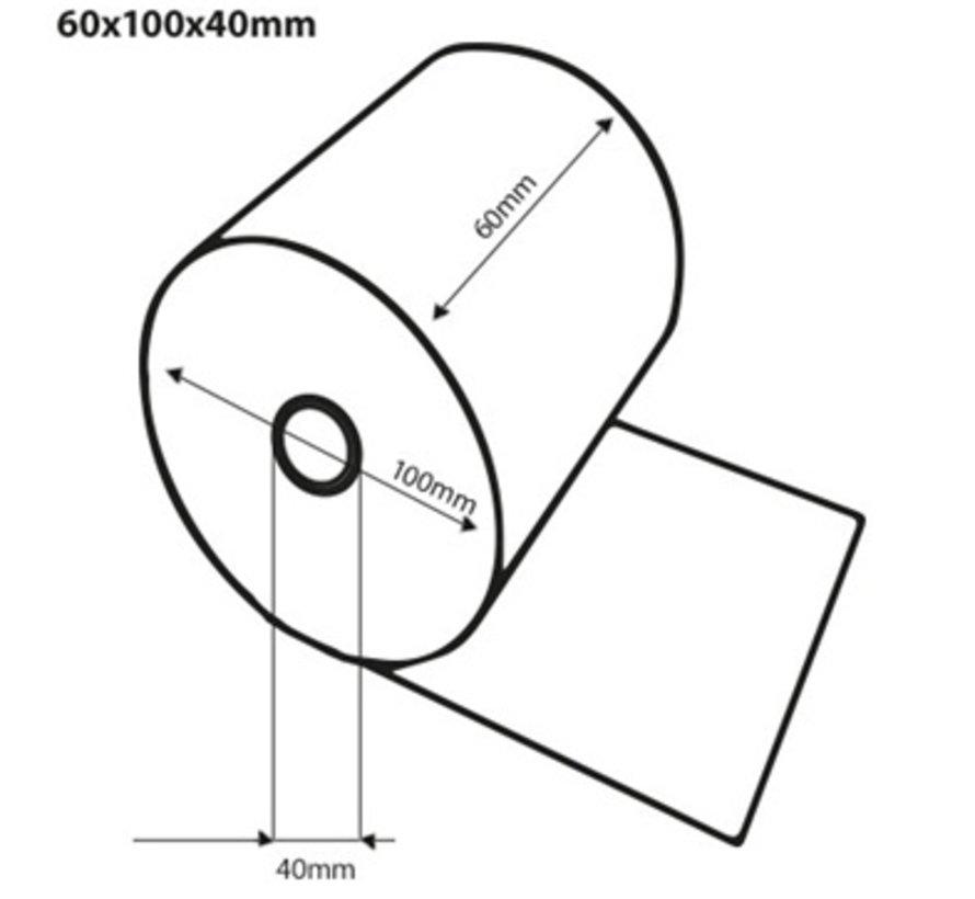 Thermorollen 60x100x40 mm