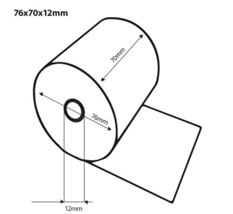 Thermorollen 76x70x12 mm