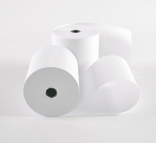 Witte kassarollen houtvrij 76x70x12 mm