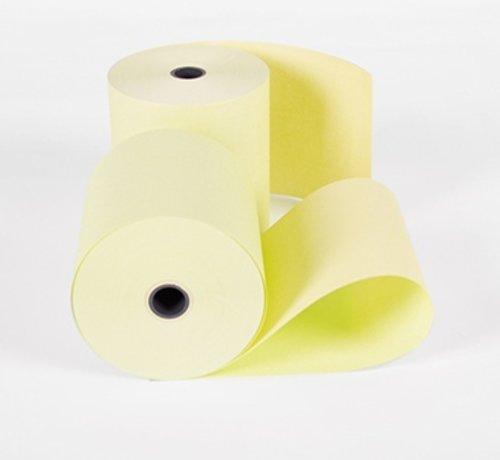 Gele kassarollen houtvrij 76x70x12 mm