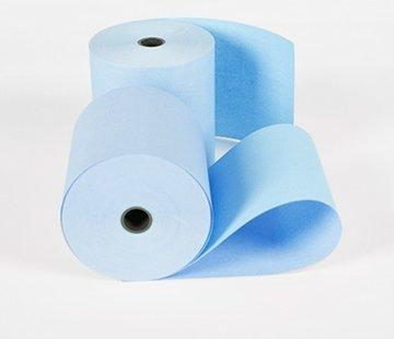 Blauwe kassarollen houtvrij 76x70x12 mm