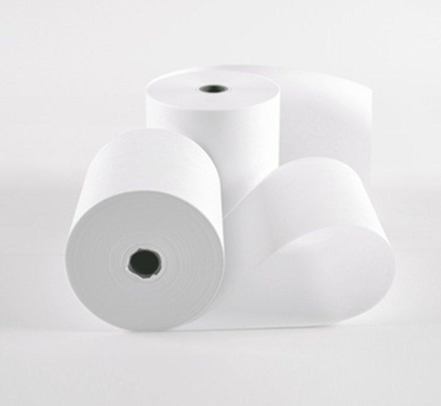 Witte kassarollen houtvrij 44x70x12 mm