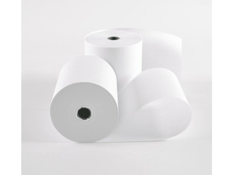 Witte kassarollen houtvrij 70x70x12 mm