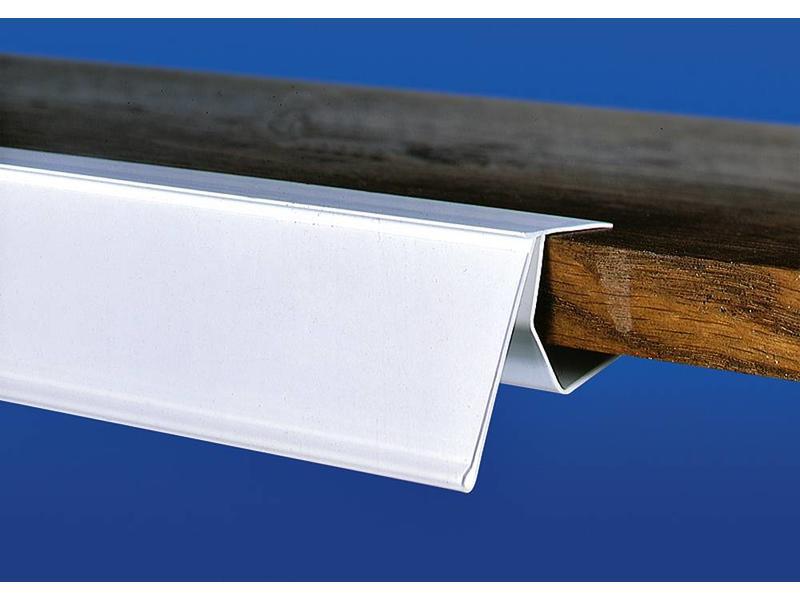 Ongebruikt Schapstrips voor glazen en houten schappen bij Shopdepot - Shopdepot OS-33