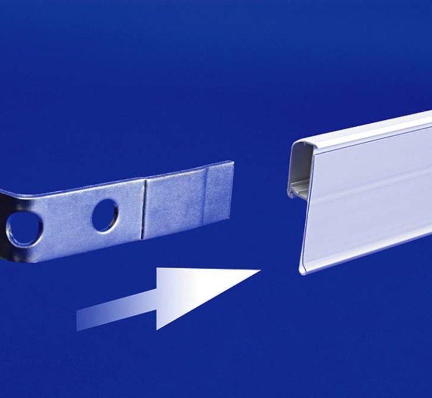 Scannerprofiel PPS met inschuifhoogte 39 mm