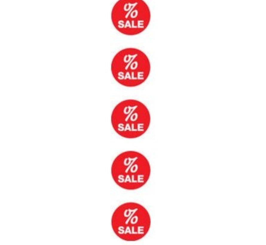 Actiestrook sale