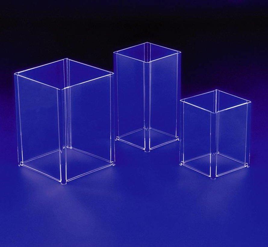 Folderstandaard - vierhoek