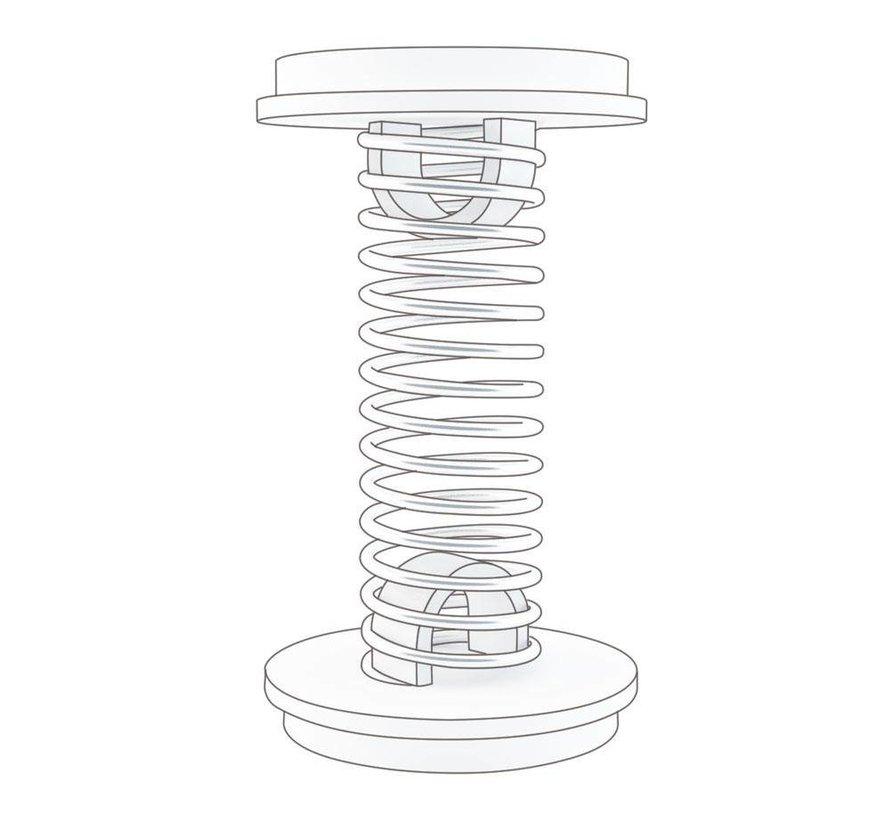 Spiraalwobbler (100 stuks)