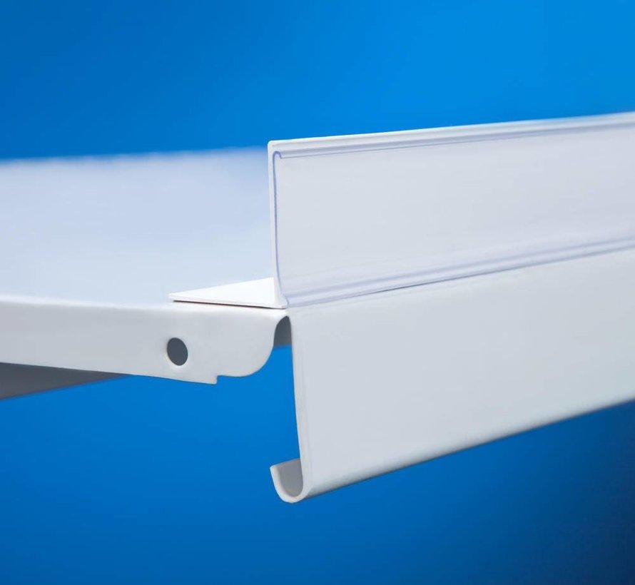 Barcode-prijskaartrail ME inschuifhoogte 32 mm