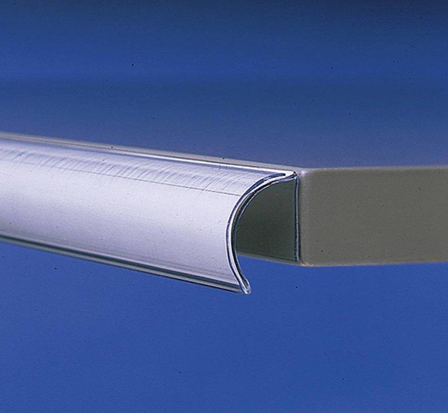 Barcode-prijskaartrail RUK met inschuifhoogte 39 mm