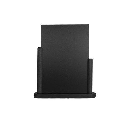 Krijtbordje A6 - zwart