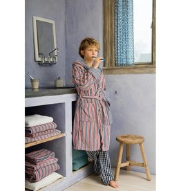 Room Seven R7 Room Seven Bailey Bathrobe Blue