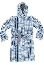 Room Seven R7 badjas Room Seven Nobel bathrobe Blue S