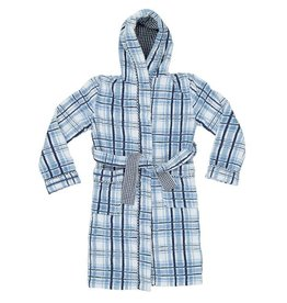 Room Seven R7 Room Seven Nobel bathrobe Blue S