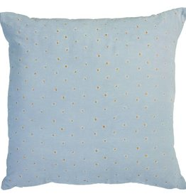 MARGARET MUIR Margaret Muir Eliza cushion Grey