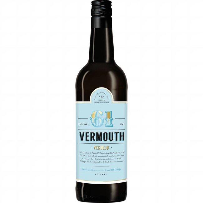 Cuatro Rayas Vermouth 61 Verdejo