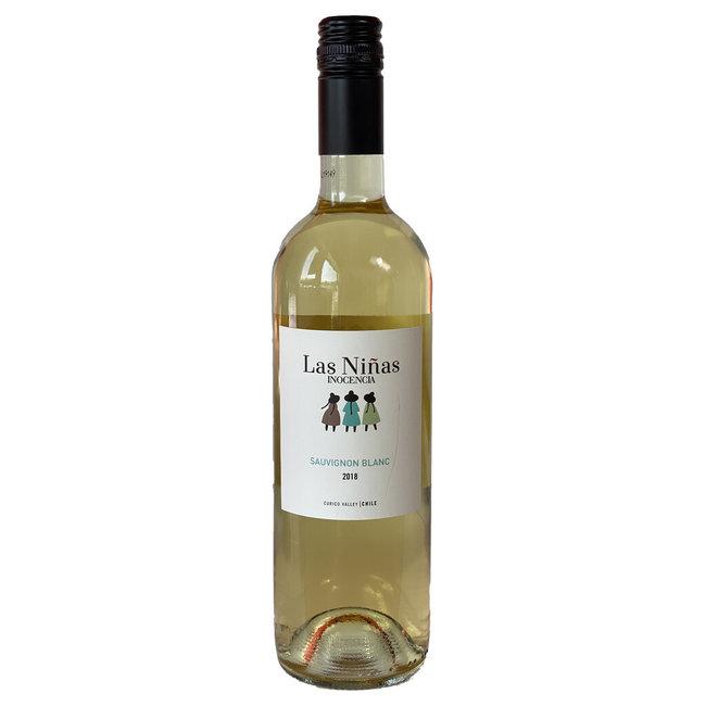 Las Ninas Las Ninas Sauvignon Blanc 2018