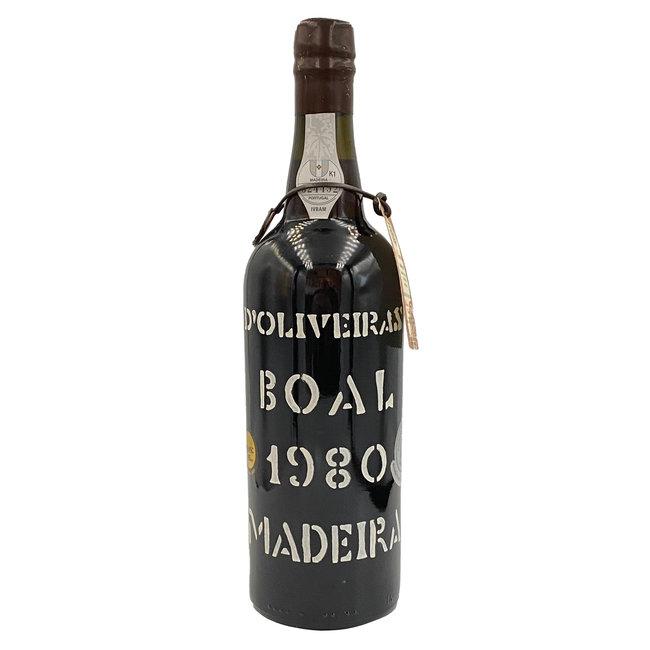 D'Oliveiras Madeira Boal 1980