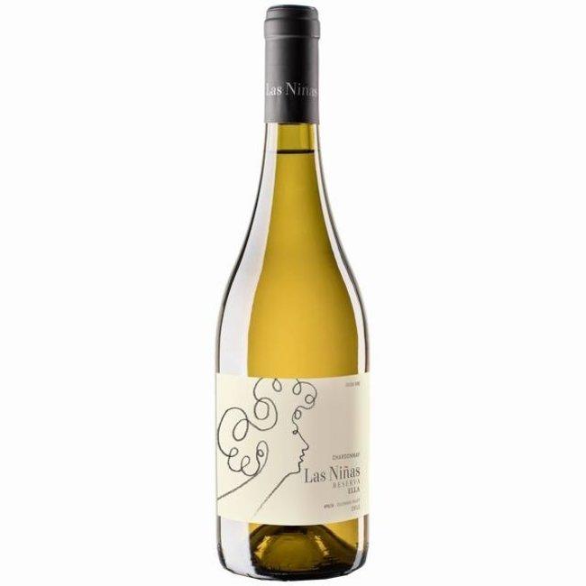 Las Ninas Chardonnay Ella  2018