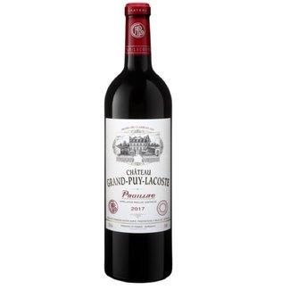 Chateau Grand Puy Lacoste Pauillac 2017 5ème Grand Cru Classé