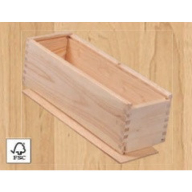 Well of Wine 1 compartment wine box