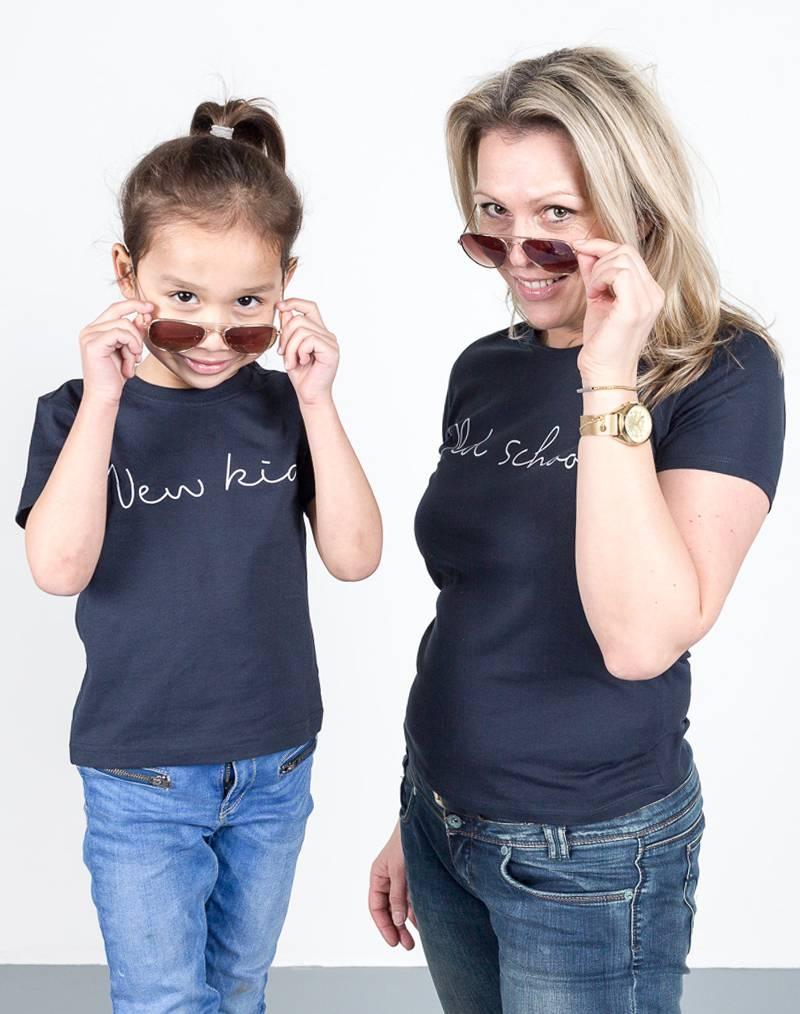 Studio Mini-Me Pilotenbrillen Mama+kind goud