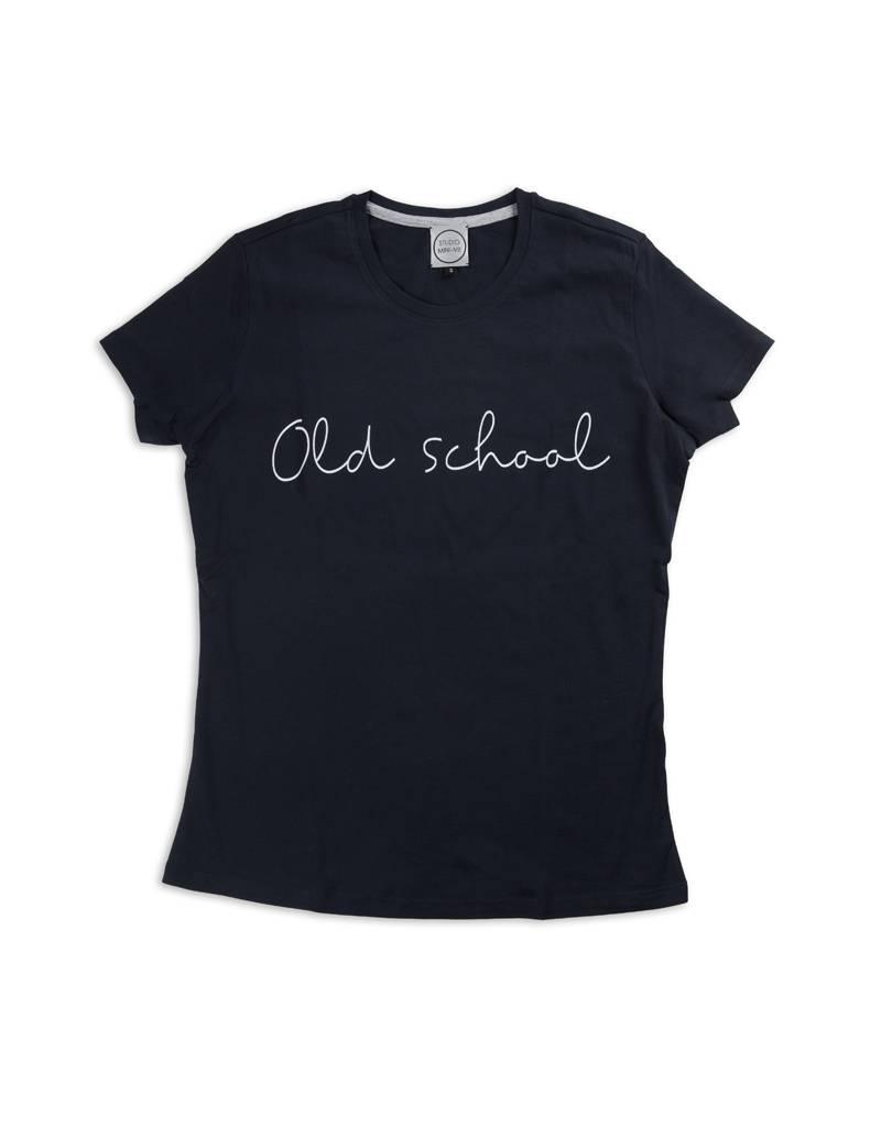 Studio Mini-Me Oldschool t-shirtset Mama+kind
