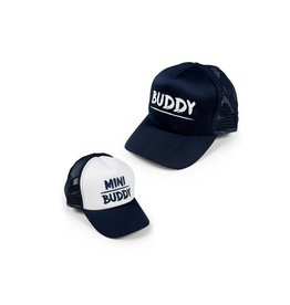 Studio Mini-Me Buddy + Mini Buddy petten set