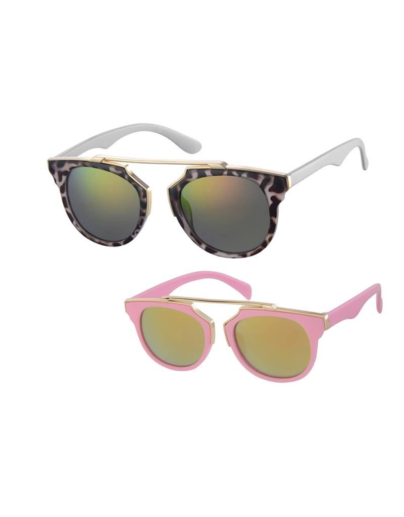 Studio Mini-Me Beugel zonnebrillen  roze