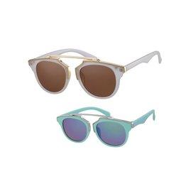 Studio Mini-Me Beugel zonnebrillen turquoise