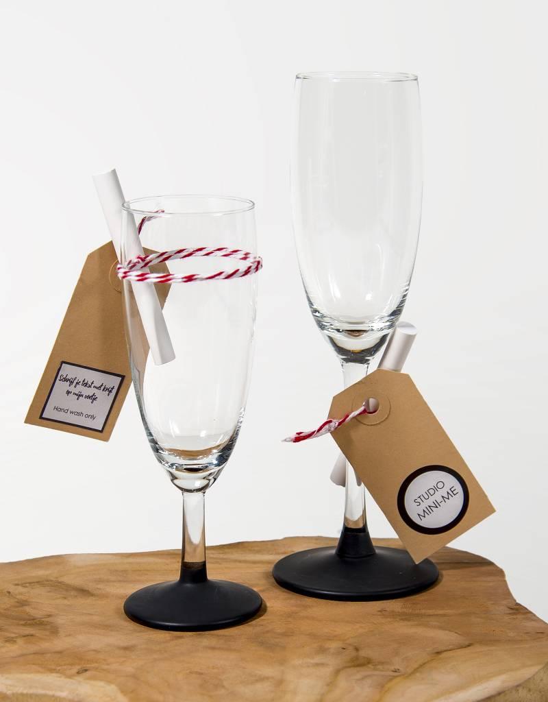 Studio Mini-Me Feest glazen set