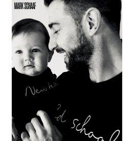 Studio Mini-Me Oldschool + New kid t-shirt set Papa+kind